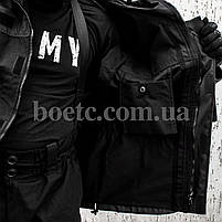 """Костюм горный """"Горка - 5"""" СпН (BLACK), фото 3"""
