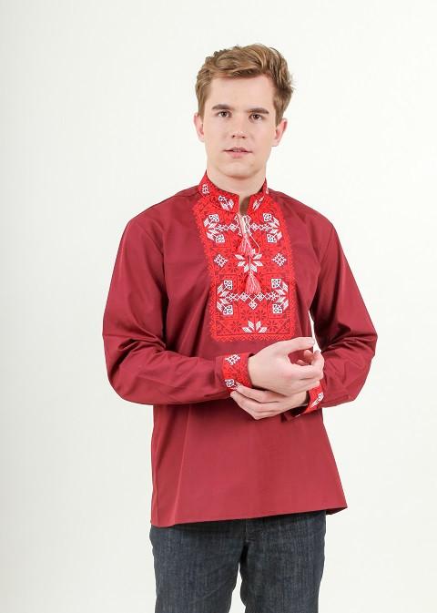 Классическая мужская вышиванка