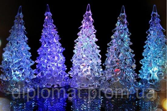 Новогодний LED светильник Елка (8,5*22,4)см