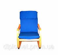Кресло-стул детское (розовое, синее)