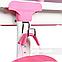 Растущая парта для девочки FunDesk Lavoro L Pink, фото 9