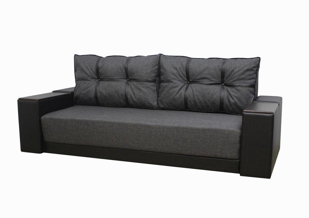 Диван Garnitur,plus Магнат серый 245 см