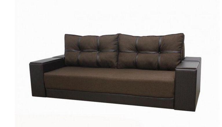 Диван Garnitur,plus Магнат коричневый 245 см