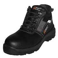 Черевики з натуральної шкіри піднаряд з нетканого матеріалу ВА413с/2 (ботинки рабочие)