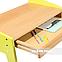 Детский стол и стульчик FunDesk Omino Green, фото 6
