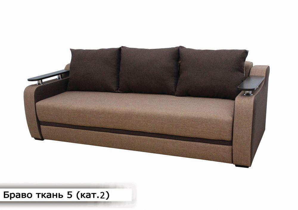 Диван Garnitur.plus Браво ткань 5 220 см