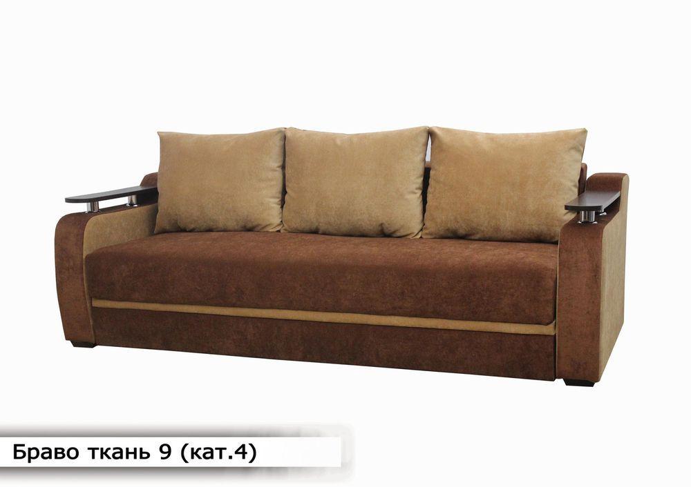 Диван Garnitur.plus Браво ткань 9 220 см