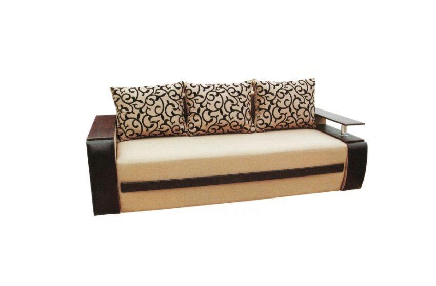 Прямий диван Luxor Токіо Бежевий