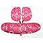 Детское кресло FunDesk SST9 Pink, фото 7
