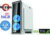 Игровой компьютер NG Ryzen 5 1600 G1 6-ядер 3.2-3.6GHz (Ryzen 5 1600 /DDR4 - 16Gb/SSD-240Gb/HDD-1Tb/ GTX1060)