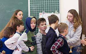 Самый оригинальный детский день Рождения. Киев от Склянка мрiй