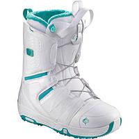 Женские сноубордические ботинки Salomon Pearl Womens Snowboard Boots 2afb8355ff558