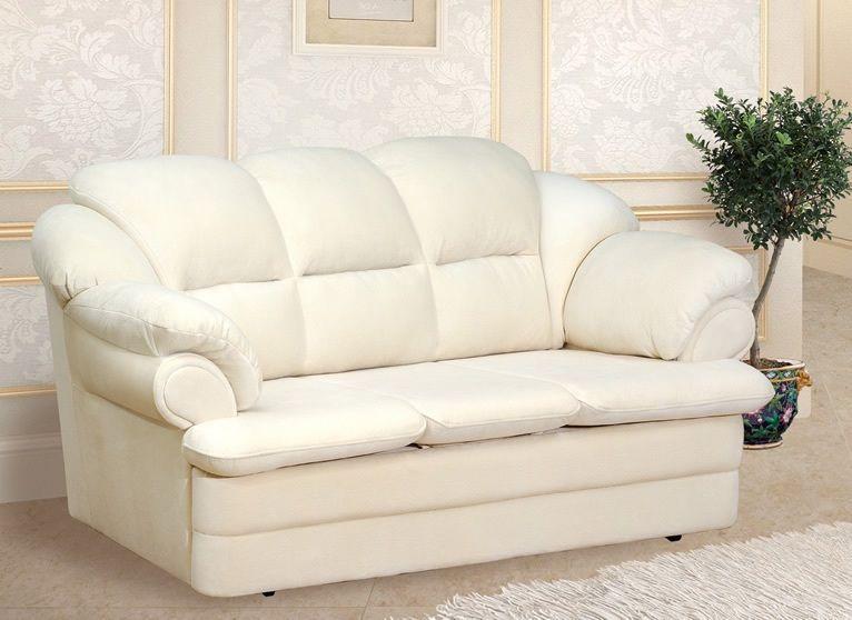 Прямий диван Sky Soft Барон 200 см Білий
