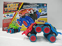 Игровой набор Monster track trix trux