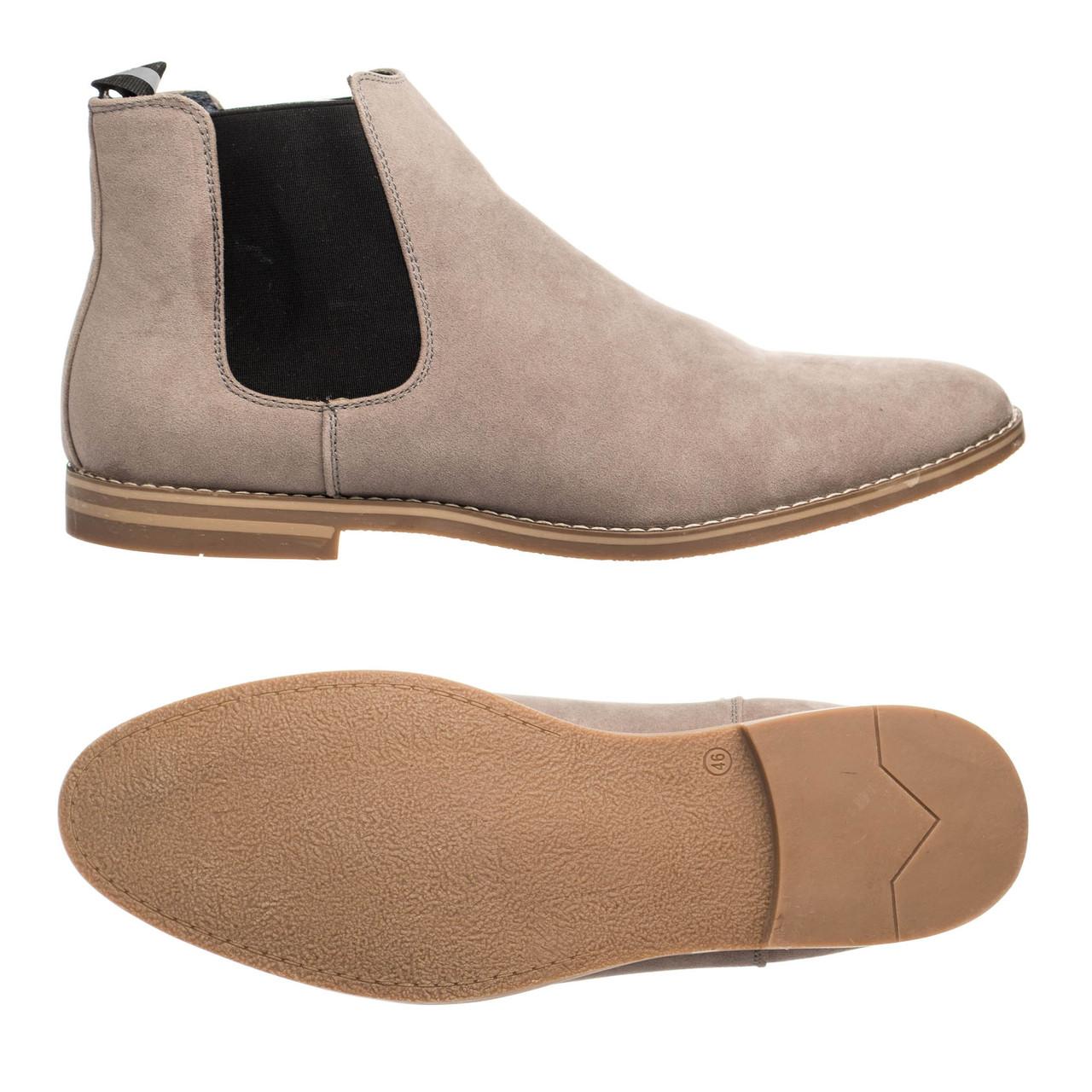 Чоловічі черевики Your Turn 46 Grey