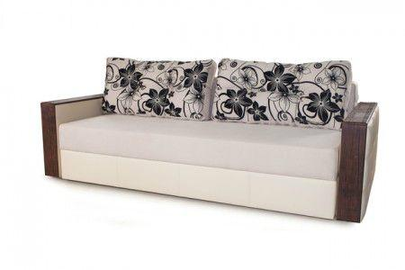 Прямой диван Zenit Венеция Белый