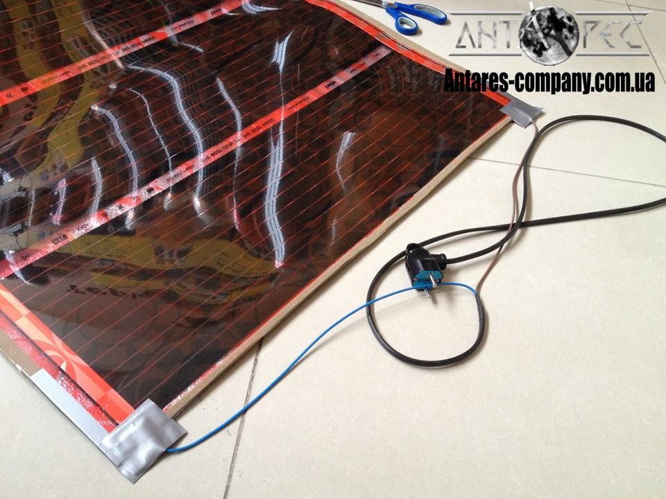 Готовий комплект плівки Rexva PTC розміром 0,8 м х 1,25 м