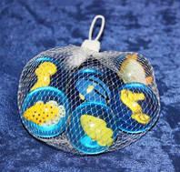 Мяч попрыгунчик с рыбой код W02-3182
