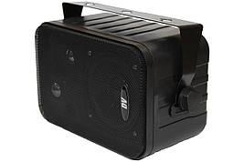 Настенная акустическая система для фонового озвучивания DV audio Control 1 Black