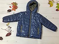 Детская двухсторонняя зимняя куртка для мальчика, 3, 4, 5, 6 лет, LOSAN, Испания
