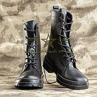 Берцы гвардия кожаные 39, 40  размеры  , фото 1