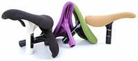 Седло FLYBIKES UNO rubber/black