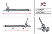 Рулевая рейка HYUNDAI SANTA FE III 2012- без ГУР восстановленная