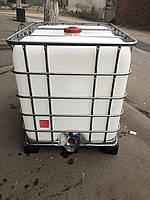Еврокуб 1000л б/у чистый, вымытый, пропаренный