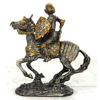 Статуэтка рыцаря на лошади HHSF009