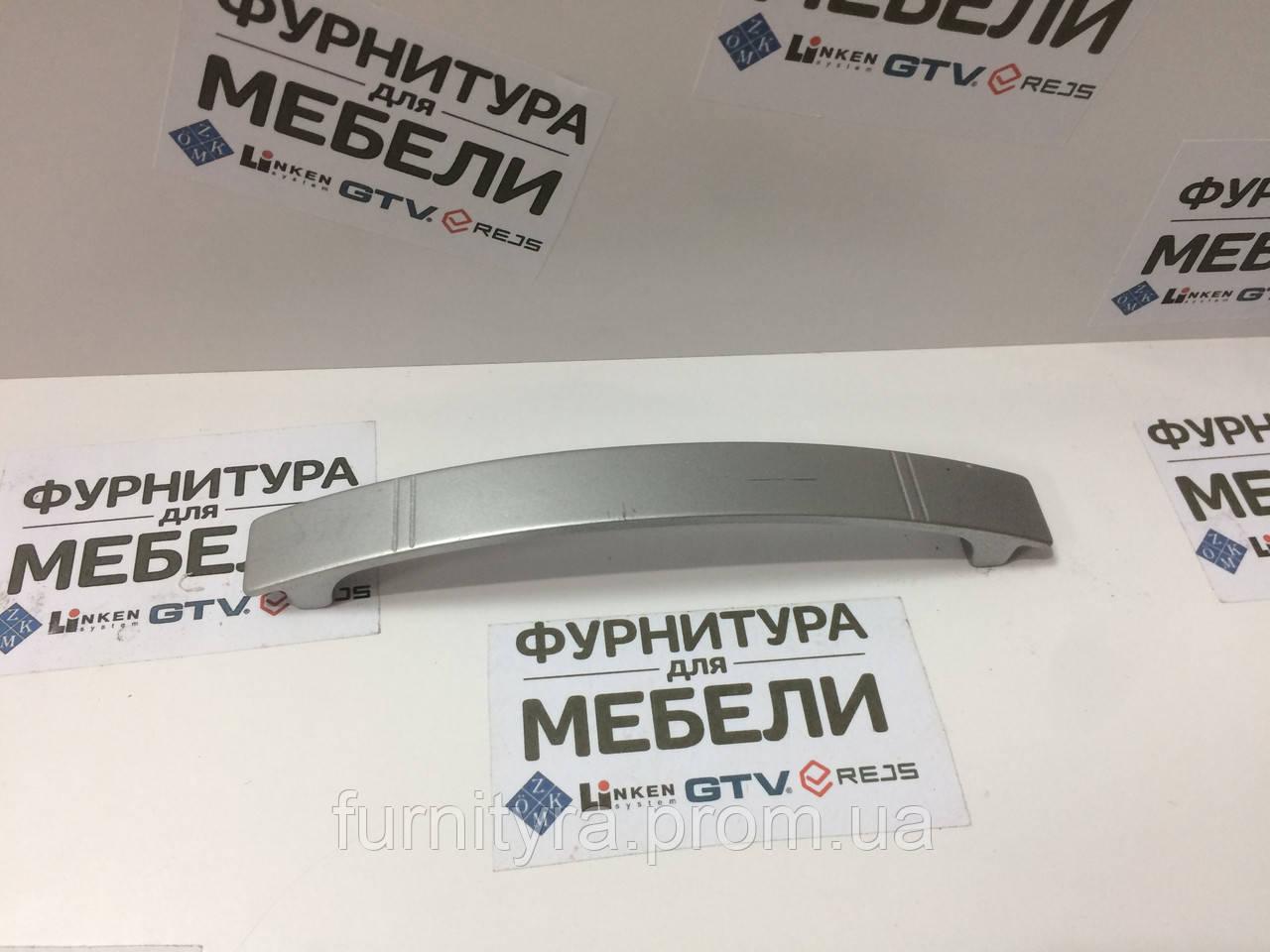 Ручка 128mm ROZA Матовый хром