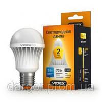 Энергосберегающая светодиодная лампа  LED лампа VIDEX A60 10W E27