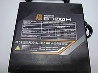 Блок питания GIGABYTE B700H 700w, 80 PLUS Bronze не комплект, фото 1