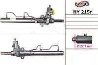 Рулевая рейка HYUNDAI TUCSON 2004-2010 с ГУР восстановленная