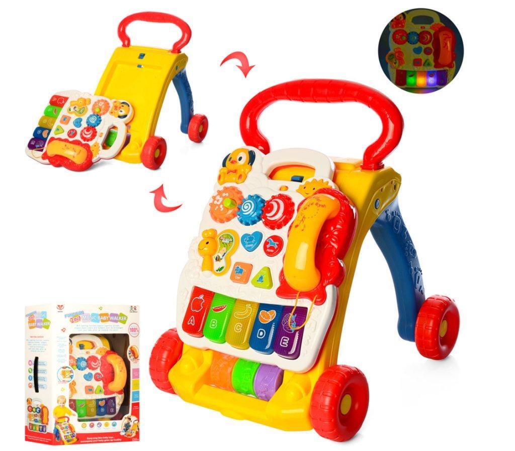 Каталка-ходунки для малышей SY81