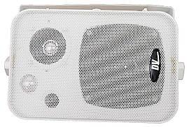 Настенная акустическая система для фонового озвучивания DV audio Control 1 White