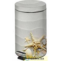 Корзина для мусора Bisk Shells мульти 3л