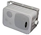 Настенная акустическая система для фонового озвучивания DV audio Control 1 White, фото 2