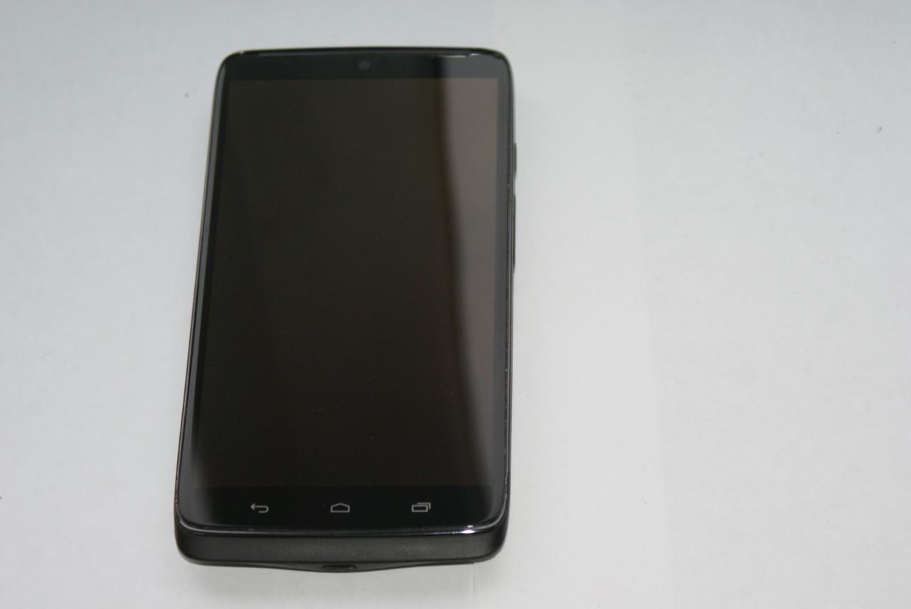 Motorola Droid Turbo XT1254 Black 32GB Balistick Nylon