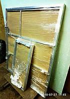 Усиленный съёмный люк Короб под покраску в гипсокартонный потолок 100х130 см (1000х1300 мм), фото 1