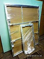 Усиленный съёмный люк Короб под покраску в гипсокартонный потолок 100х110 см (1000х1100 мм), фото 1