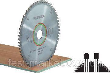 Пильный диск специальный 216x2,3x30 WZ/FA60 Festool 500123