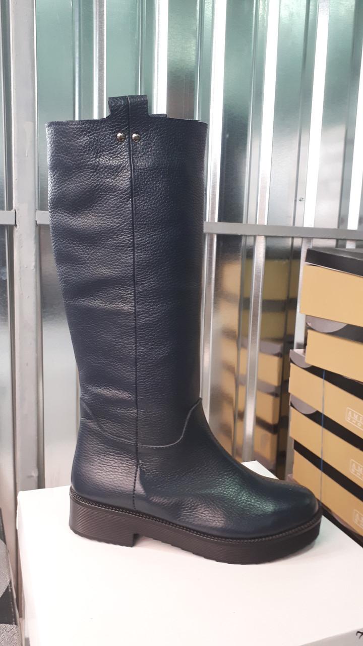 e9d17b79e Зимние кожаные сапоги. Украина - Интернет-магазин