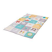 Развивающий большой коврик - мои увлечения (100х150 см) Taf Toys 12175