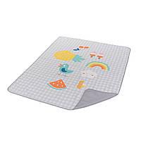 Развивающий коврик для прогулок - Идем гулять (140х115 см водонепроницаемый) Taf Toys 12145