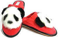 Домашні тапочки Панда, фото 1