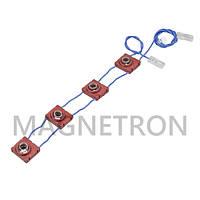 Микровыключатели блока поджига для варочных панелей Gorenje 656515