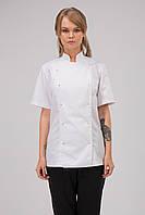Китель поварской женский белый Atteks - 00930