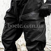 """Костюм горный """"Горка - 5"""" СпН (BLACK), фото 7"""