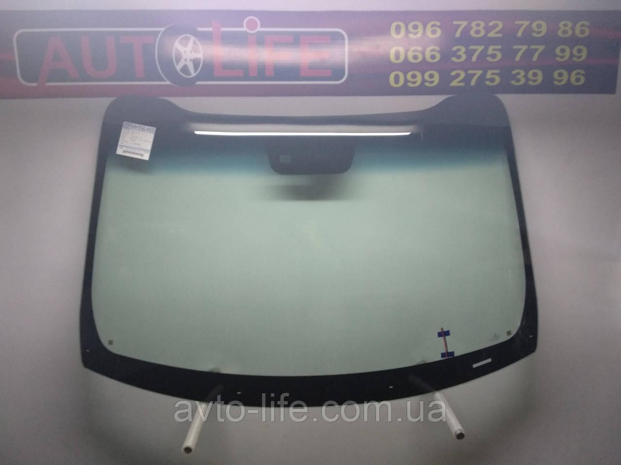 Лобовое стекло NISSAN QASHQAI (2007-2014 г.) с датчиком дождя и/или света | Автостекло Ниссан Кашкай