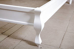 Кровать Николь (Белый) (Сосна), фото 3